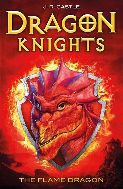 Dragon Knights Flame Dragon by J R Castle
