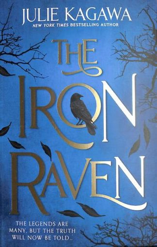 The Iron Raven (The Iron Fey: Evenfall, Book 1) by Julie Kagawa