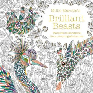 Millie Marottas Brilliant Beasts by Millie Marotta
