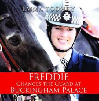 Freddie Changes the Guard at Buckingham Palace by Emma Toomey