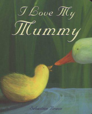 I Love My Mummy by Sebastien Braun
