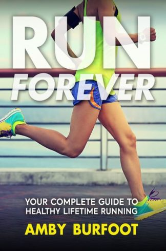Run Forever by Amby Burfoot