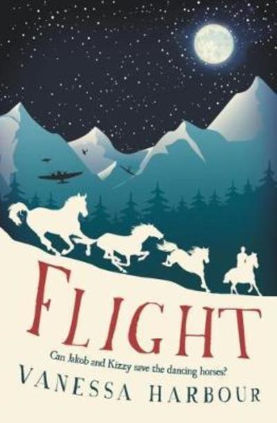 Flight by Vanessa Harbour