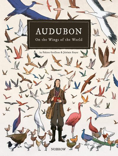 On the Wings of the World: Audubon by Fabien Grolleau