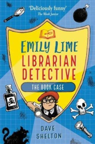 Emily Lime - Librarian Detective: The Book Case by Dave Shelton