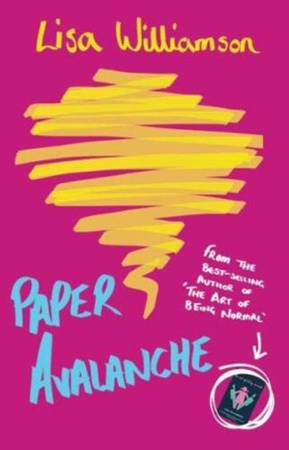 Paper Avalanche by Lisa Williamson