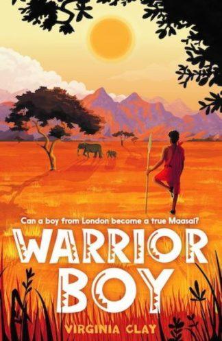 Warrior Boy by Virginia Clay