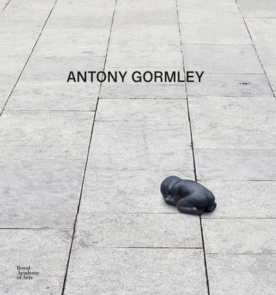 Antony Gormley by Martin Caiger-Smith
