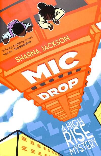 Mic Drop by Sharna Jackson