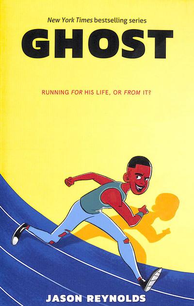 Ghost (Run 1) by Jason Reynolds