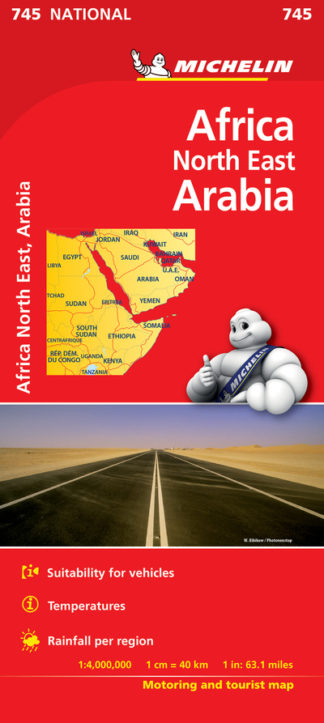 North Africa & Arabia (745) by