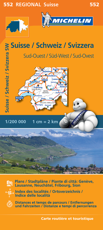 Suisse Sud-Ouest (552) by