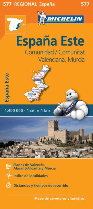 Comunidad Valenciana, Murcia (577) by