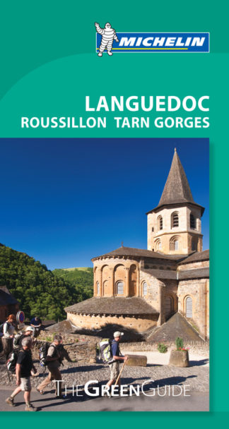 Languedoc Rousillon Tarn Gorges Michelin Green Guide by