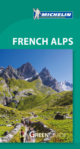 French Alps  Michelin Green Guide by