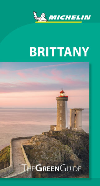 Brittany - Michelin Green Guide: The Green Guide by