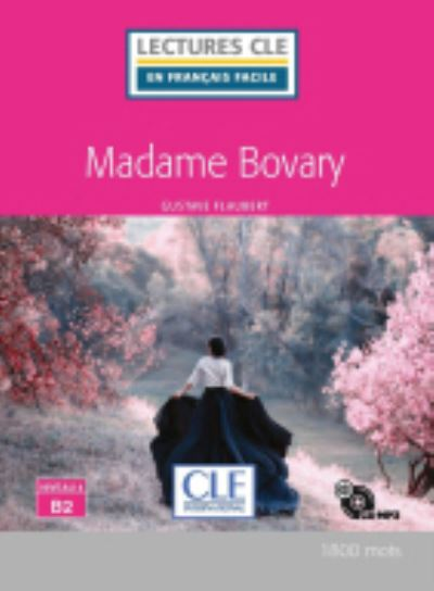 Madame Bovary - Livre + CD MP3 by Gustave Flaubert