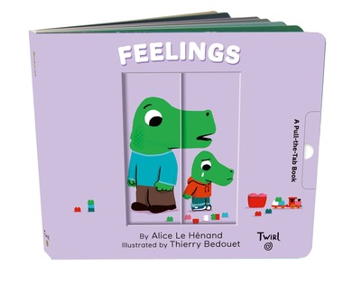 Feelings Pull and Play by Le Henand Alice