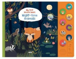 My First Sound Book: Night Animals by Publishing Auzou