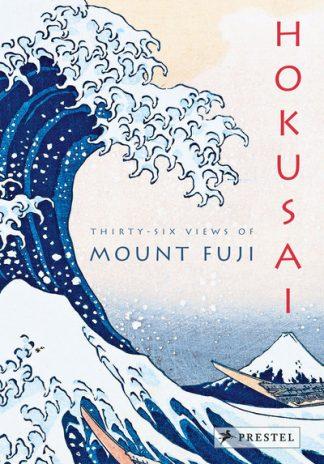 Hokusai: Thirty-Six Views of Mount Fuji by Amelie Balcou