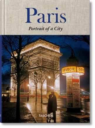 Paris Portrait Of A City by Jean Claude Gautrand