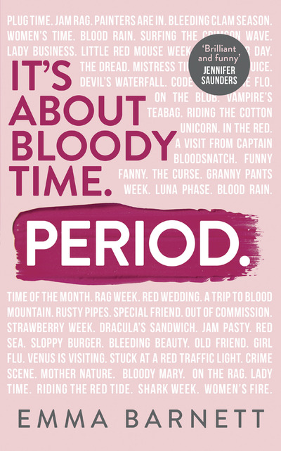 Period by Emma Barnett