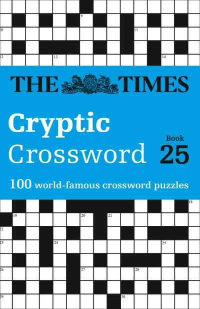 Time Cryptic Crosswod 25 by