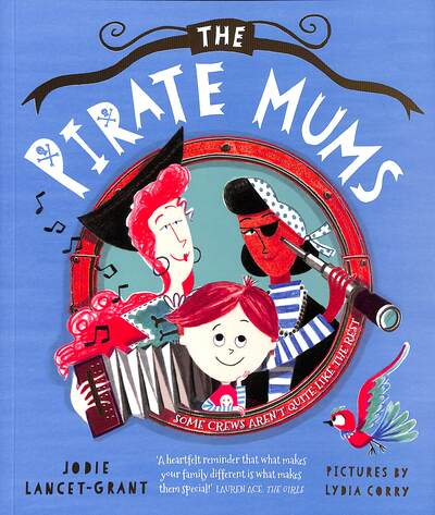 The Pirate Mums by Jodie Lancet-Grant