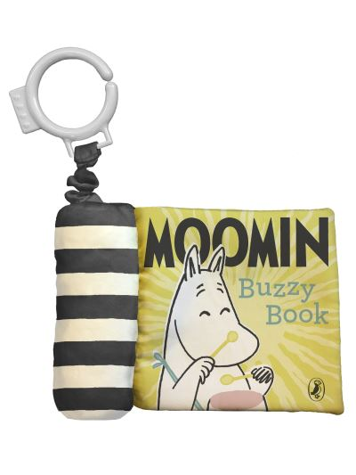 Moomin Baby: Buzzy Book by Tove Jansson