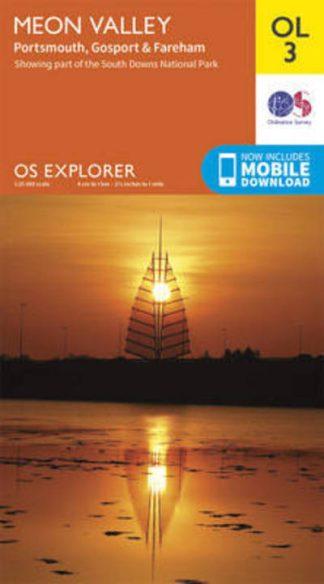 EXP OL3 Meon Valley, Portsmouth, Gosport & Fareham by