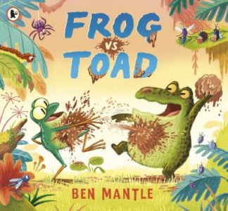 Frog vs Toad by Ben Mantle