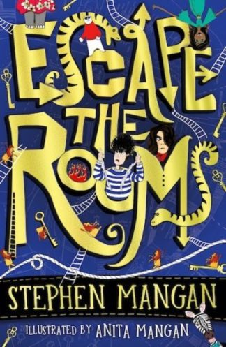 Escape the Rooms by Stephen Mangan