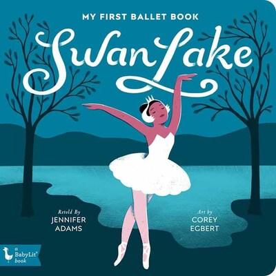 My First Ballet Book by Jennifer Adams