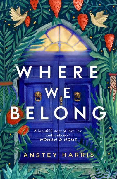 Where We Belong by Anstey Harris
