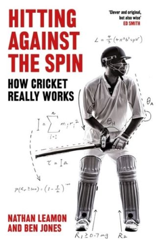 Hitting Against The Spin by Nathan Leamon