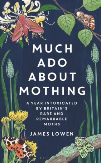 Much Ado About Mothing: A year intoxicated by Britain's rare and remarkable moth by James Lowen