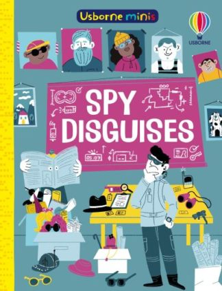 Spy Disguises by Simon Tudhope