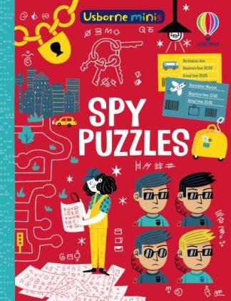 Spy Puzzles by Sam Smith