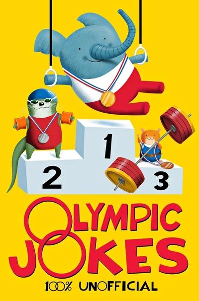 Olympic Jokes by Macmillan Publi Ltd