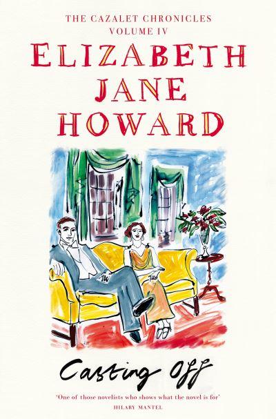 Casting Off by Howard, Elizabe Jane