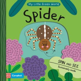 Spider by Campbell Books