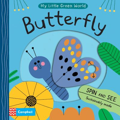 Butterfly by Campbell Books