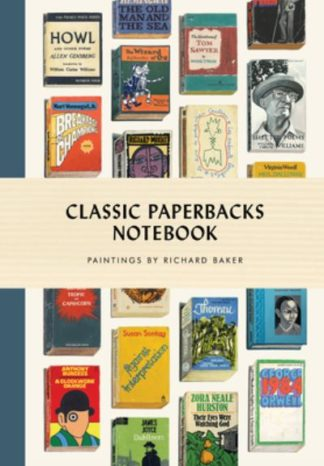 Classic Paperbacks Notebook by