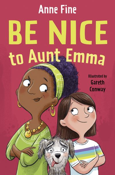 Be Nice to Aunt Emma by Anne Fine