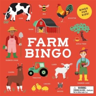 Farm Bingo by Caroline Selmes