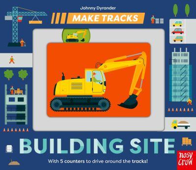 Make Tracks: Building Site by