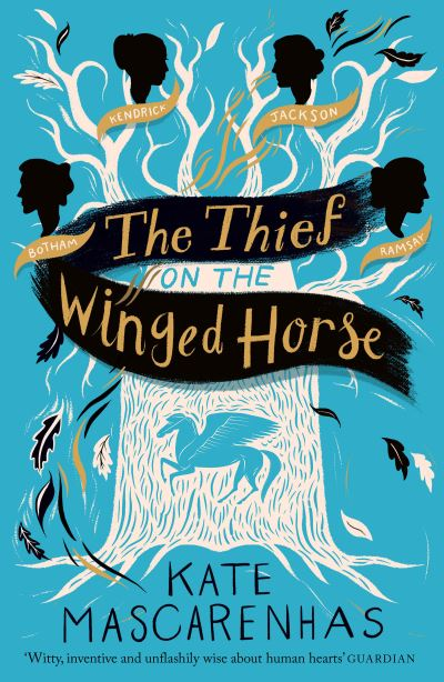 The Thief on the Winged Horse by Kate Mascarenhas