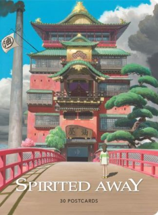 Spirited Away: 30 Postcards by