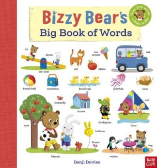 Bizzy Bear's Big Book of Words by