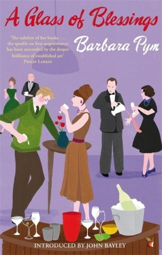 Glass Of Blessings by Barbara Pym